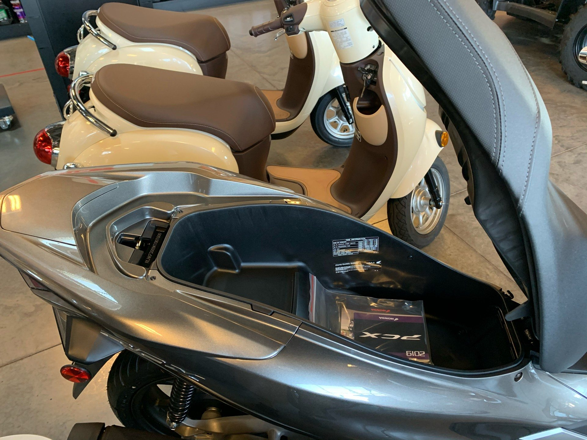 2019 Honda PCX150 in Saint George, Utah - Photo 4