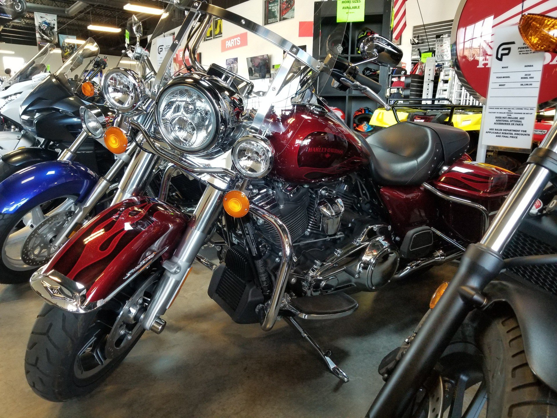 2017 Harley-Davidson Road King® in Saint George, Utah - Photo 1