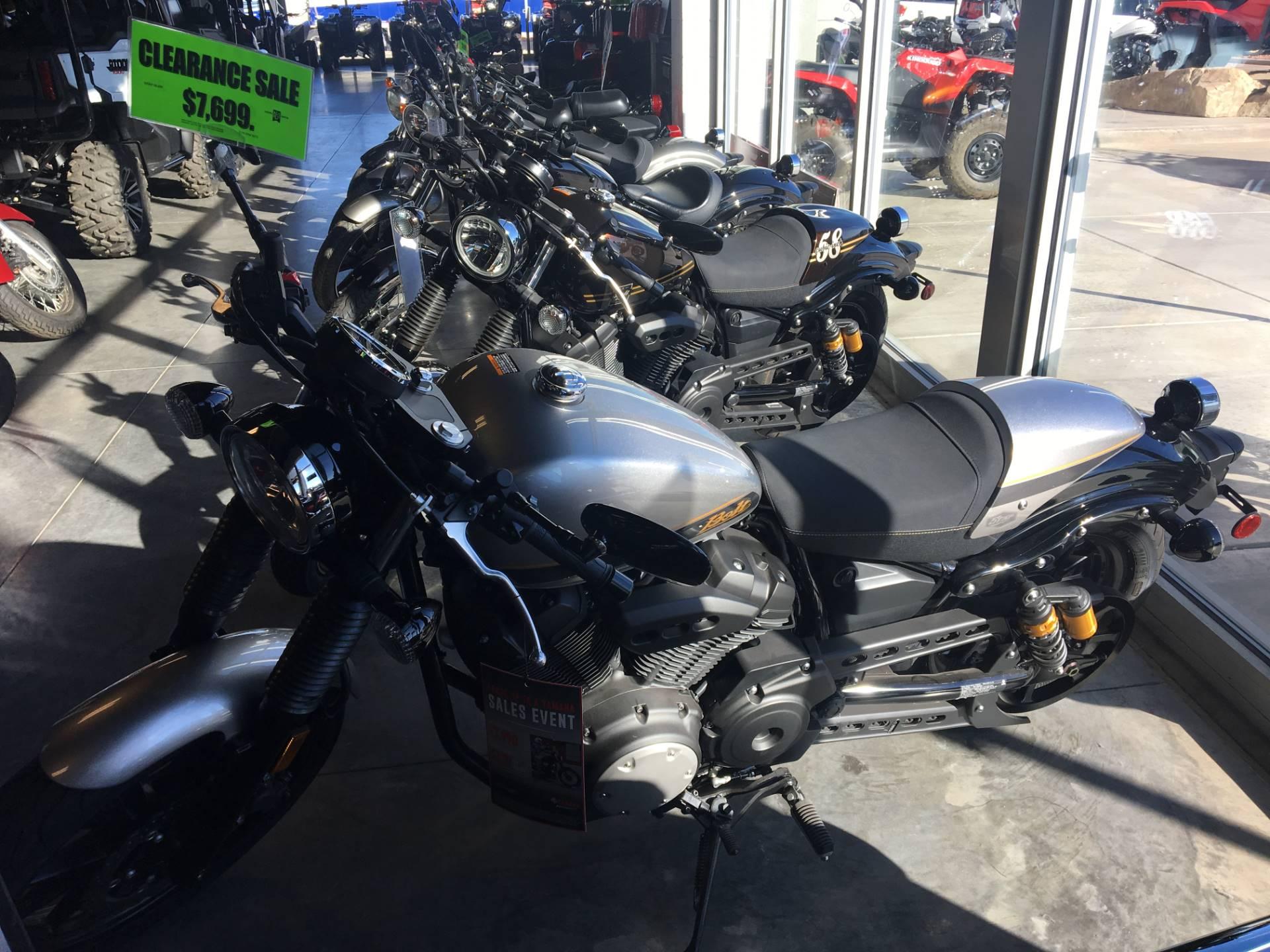 2015 Yamaha Bolt C-Spec for sale 6881