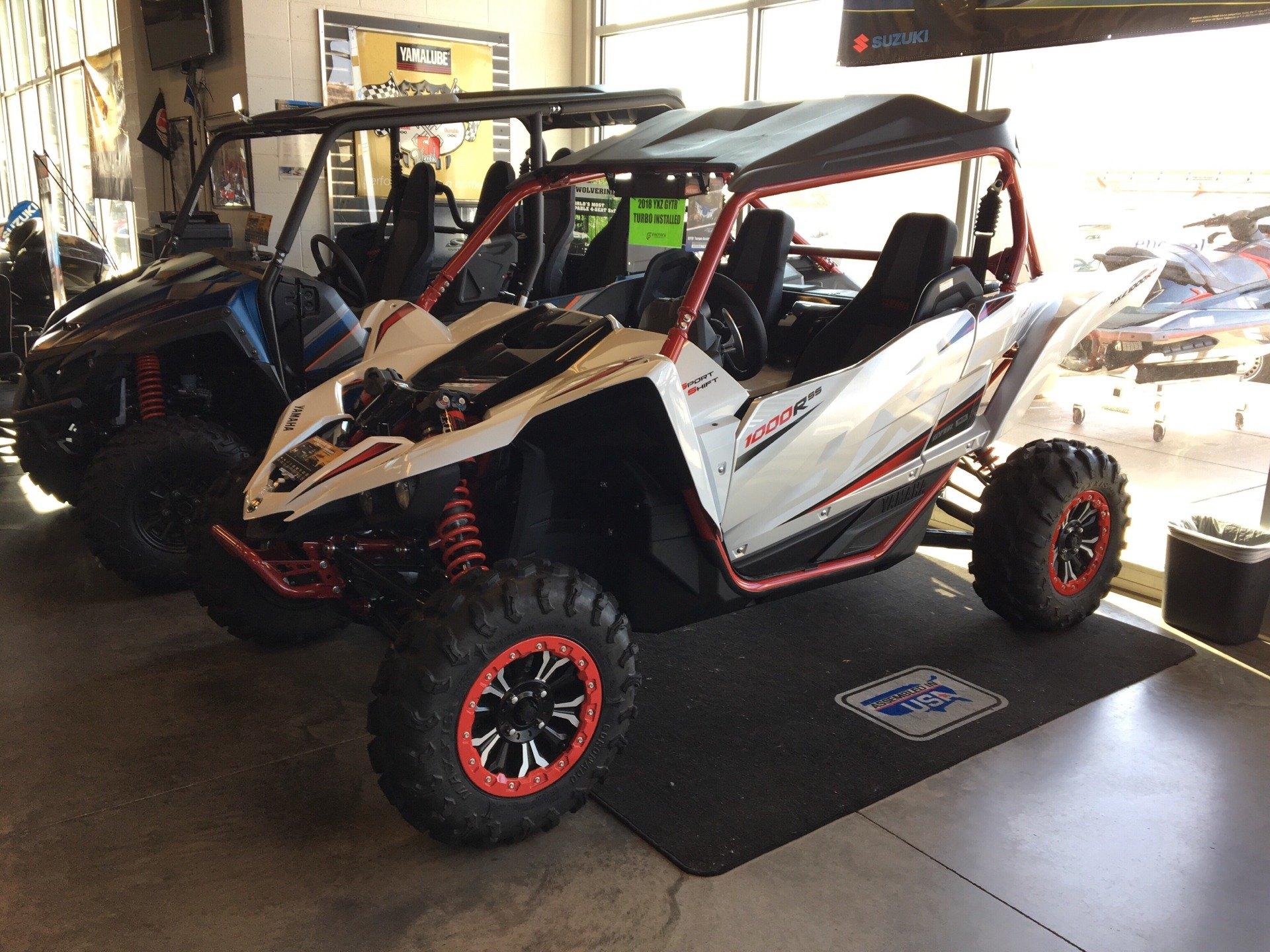 2018 Yamaha YXZ1000R SS SE for sale 137634