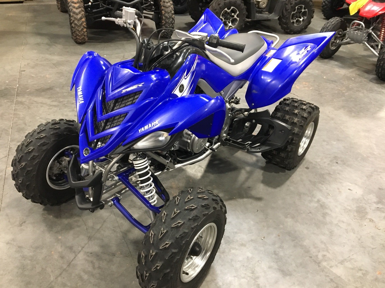 2007 Yamaha Raptor 700R 3
