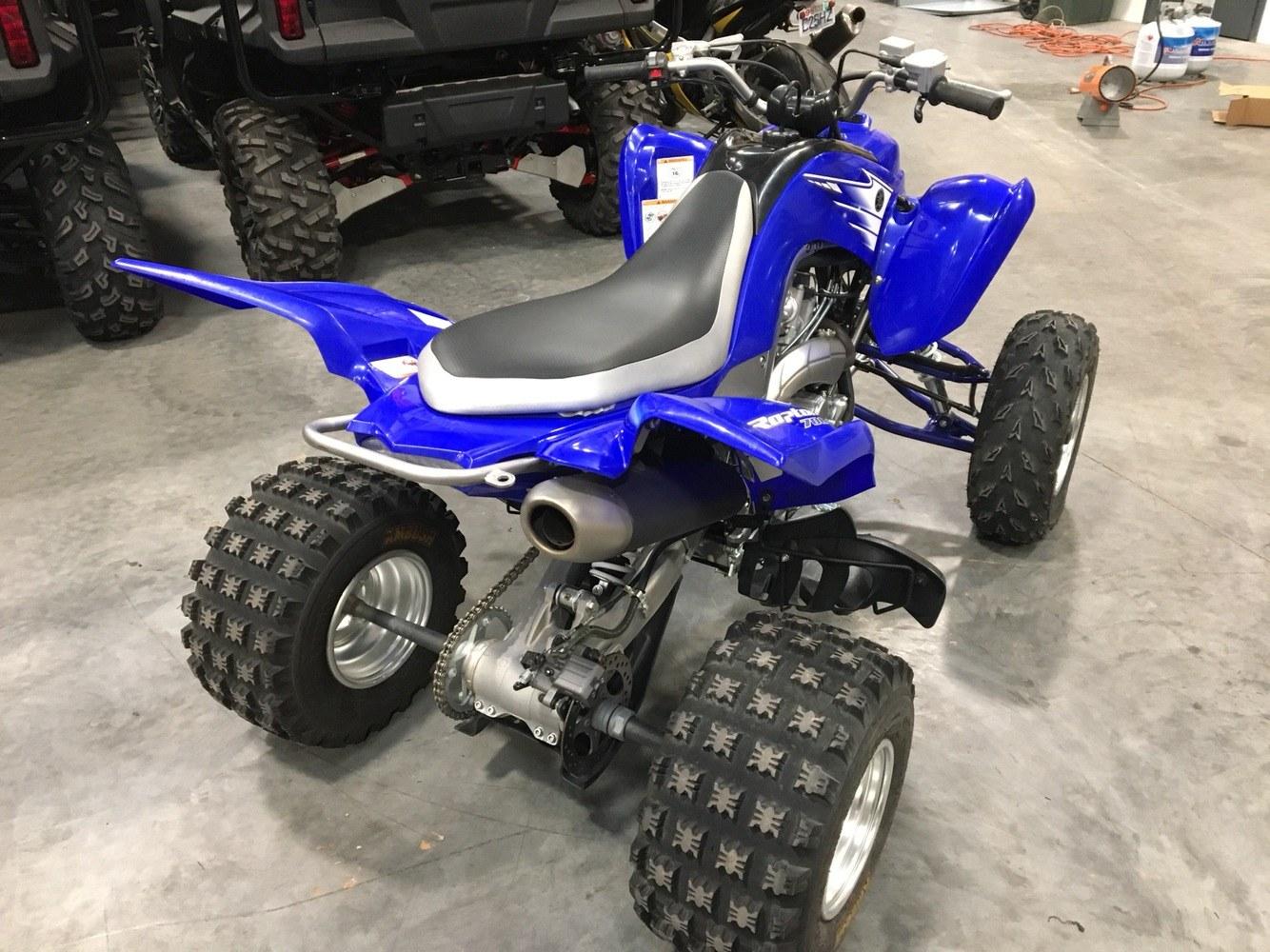 2007 Yamaha Raptor 700R 6