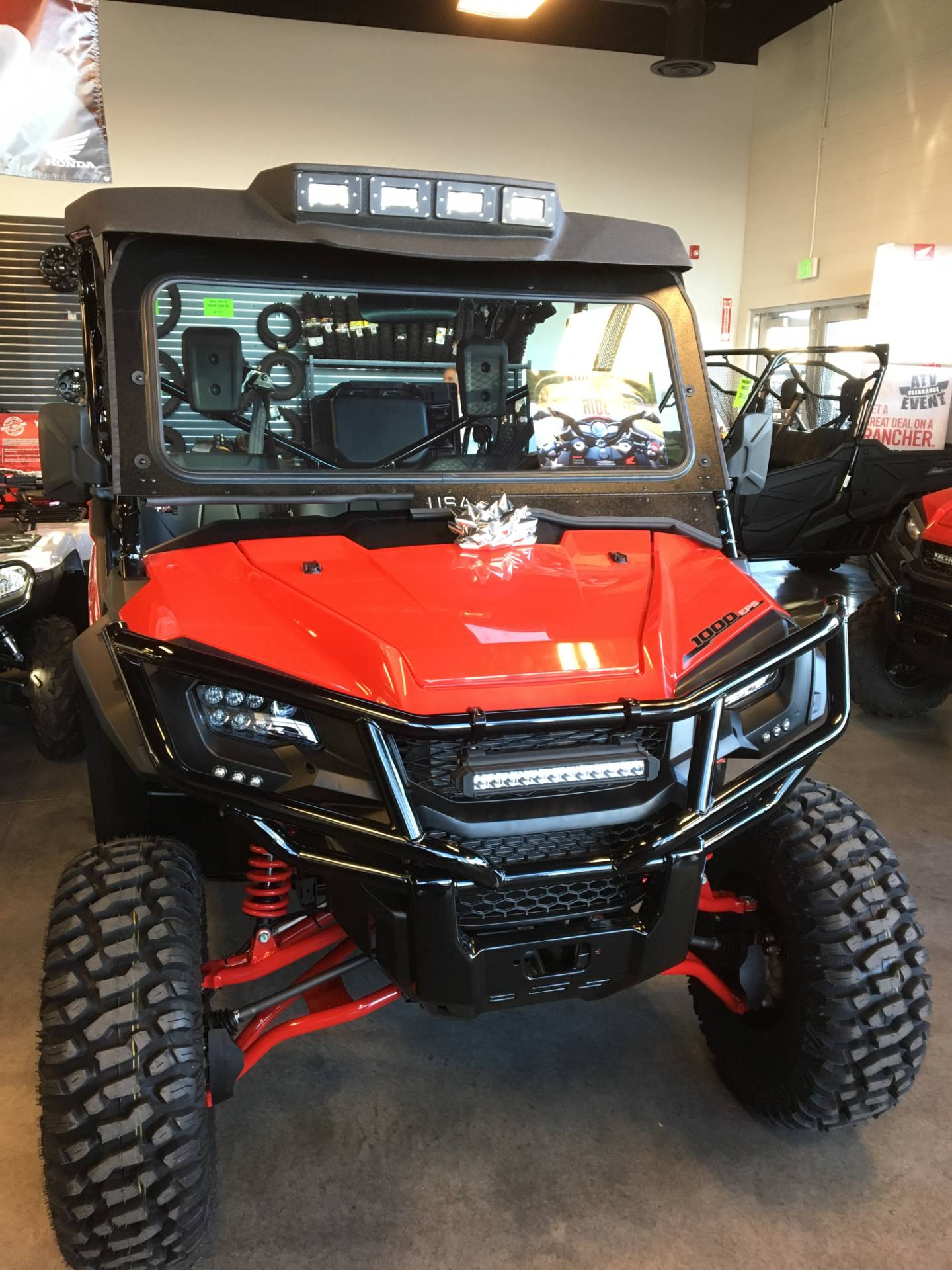 2018 Honda Pioneer 1000 5 Best New Cars For 2018
