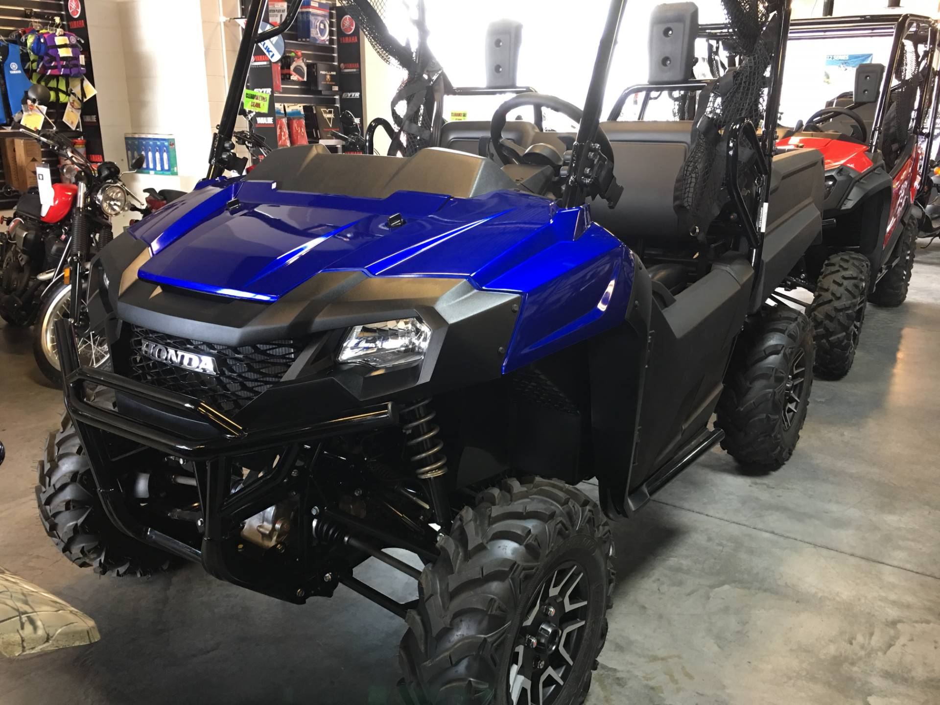 utv guide honda review pioneer