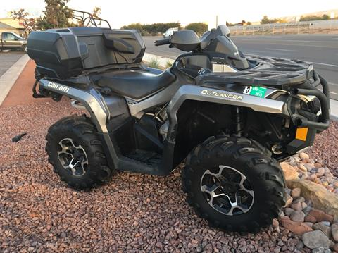2013 Can-Am Outlander™ XT™ 1000 in Saint George, Utah