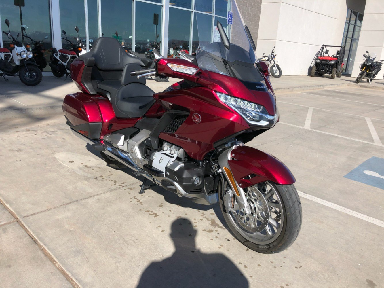 2018 Honda Gold Wing Tour Automatic DCT for sale 285324