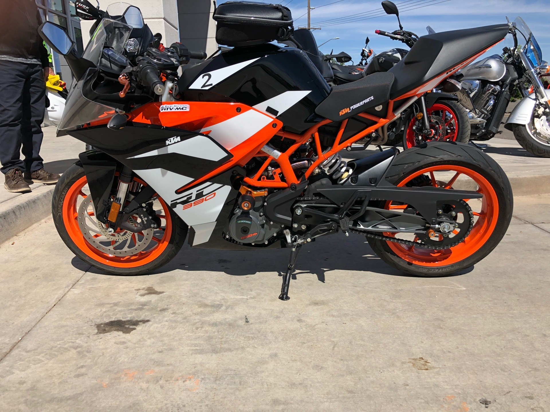 2018 KTM RC 390 in Saint George, Utah - Photo 3