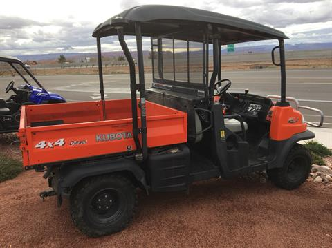 2015 Kubota RTV1140CPX in Saint George, Utah