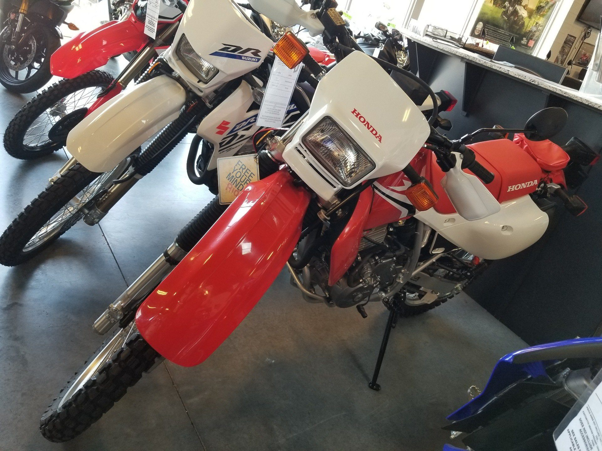 2018 Honda XR650L in Saint George, Utah - Photo 1