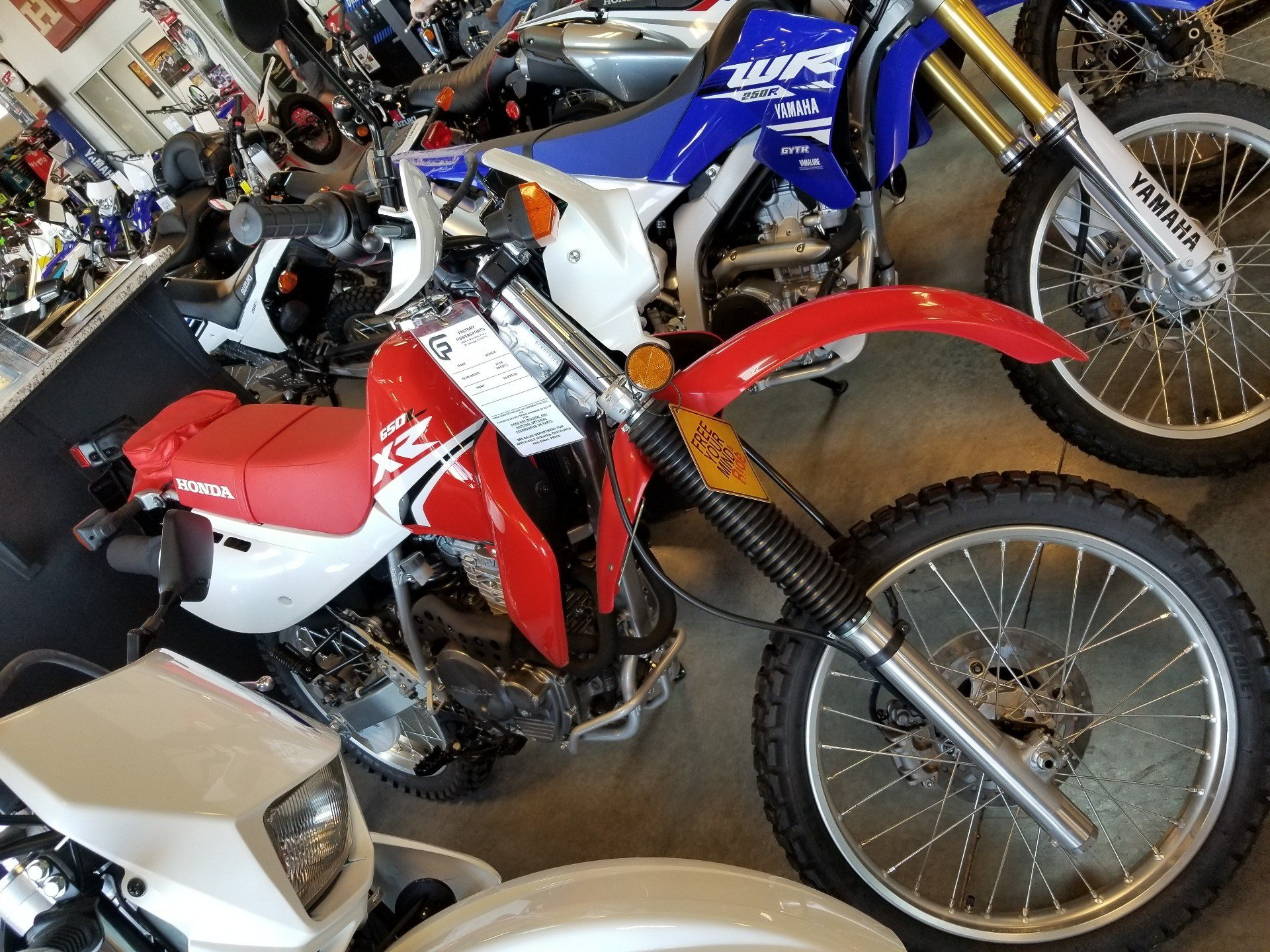2018 Honda XR650L in Saint George, Utah - Photo 2