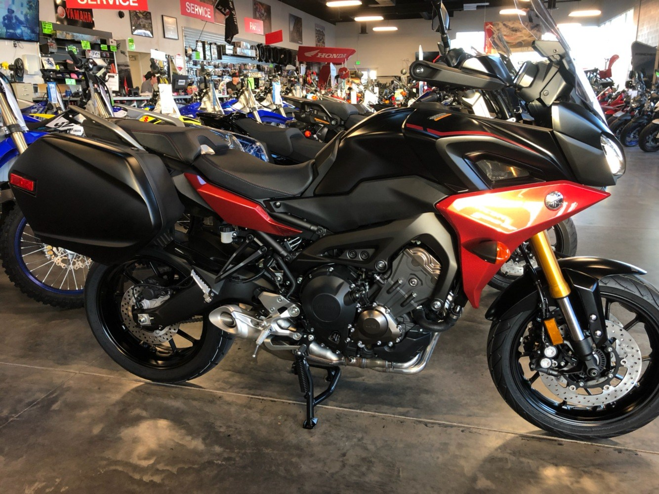 2020 Yamaha Tracer 900 GT in Saint George, Utah - Photo 1