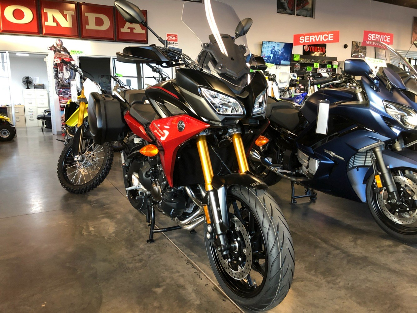 2020 Yamaha Tracer 900 GT in Saint George, Utah - Photo 2
