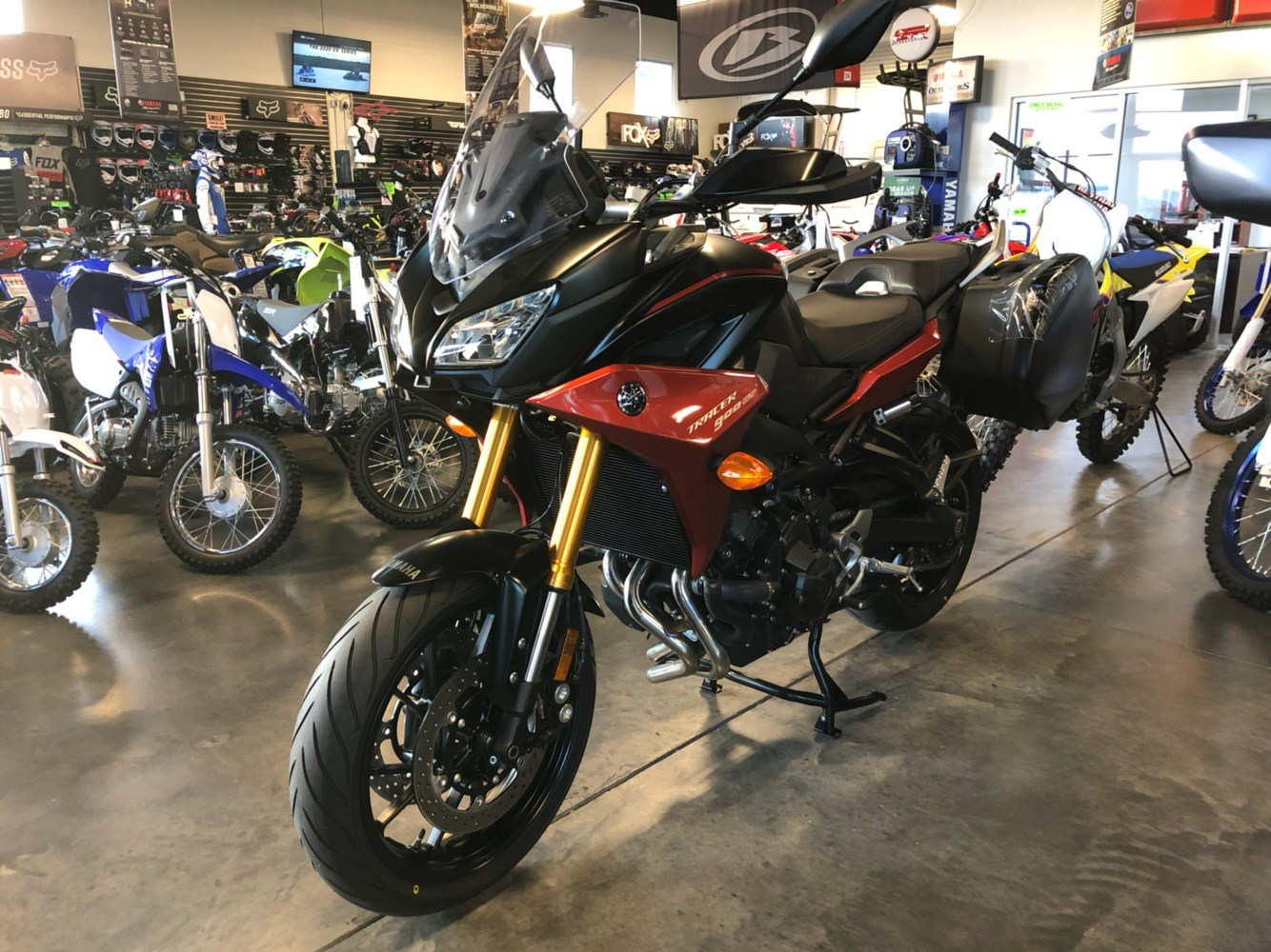 2020 Yamaha Tracer 900 GT in Saint George, Utah - Photo 3