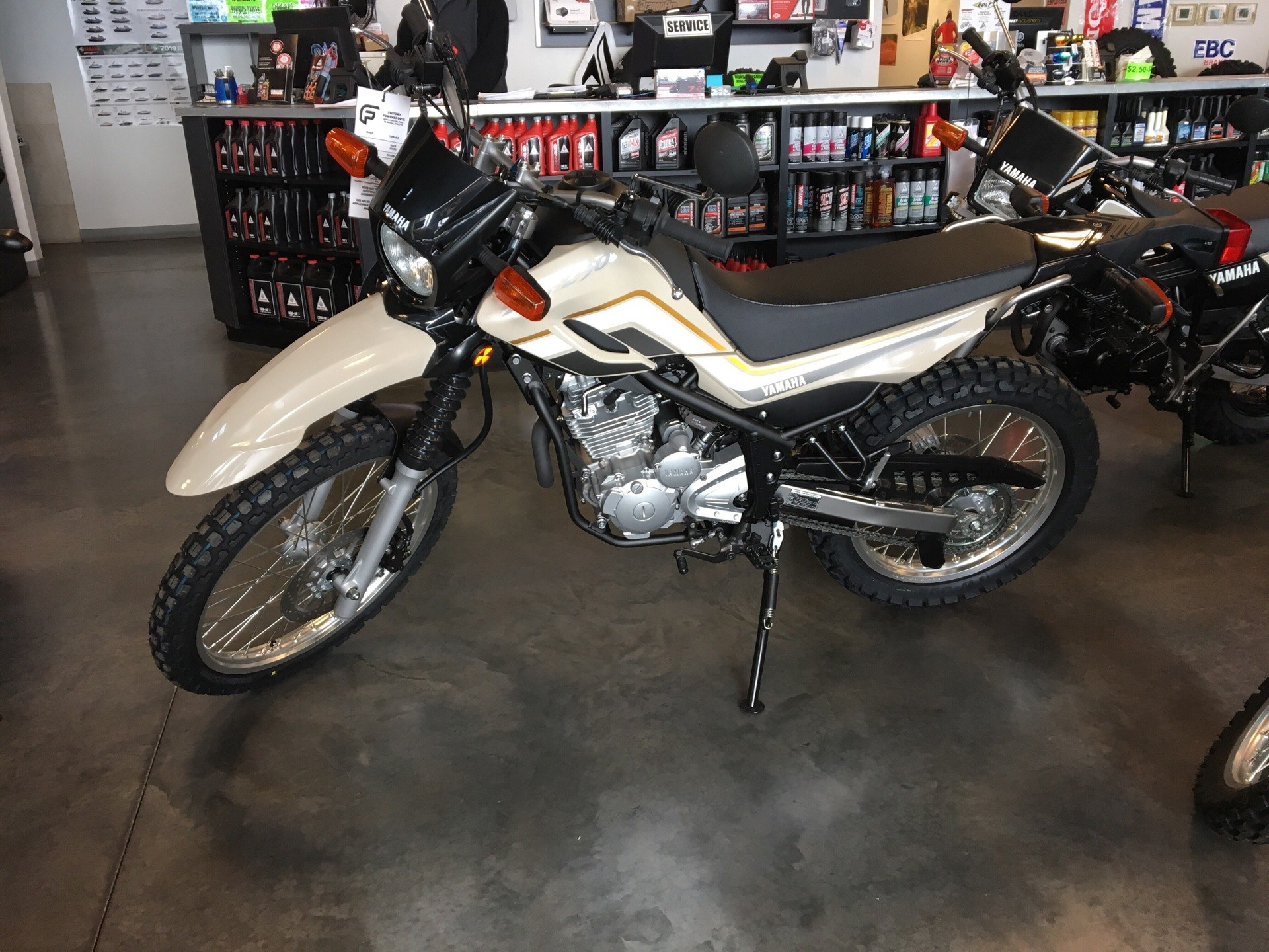 2018 Yamaha XT250 for sale 1573