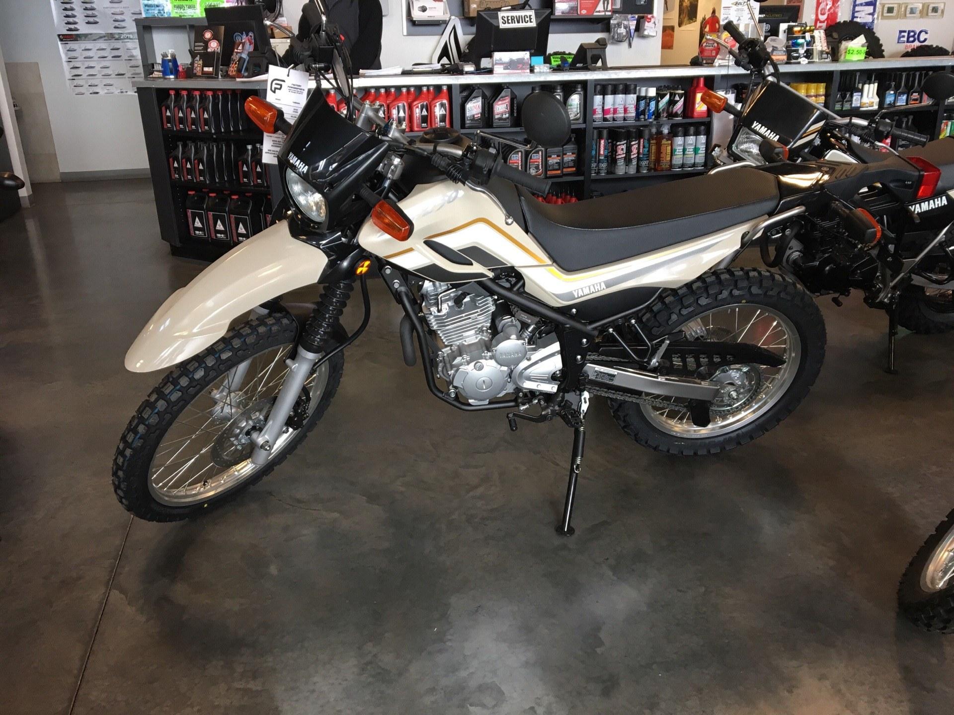 2018 Yamaha XT250 for sale 1573