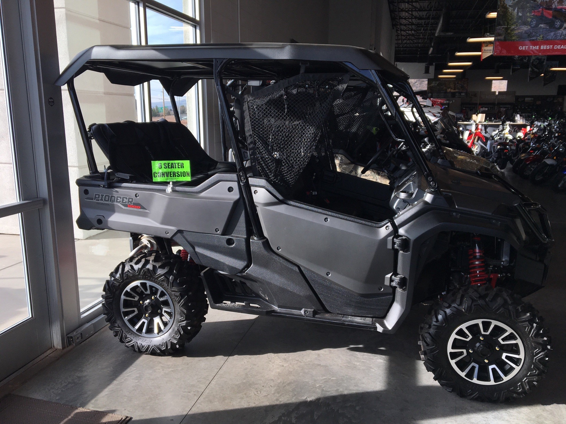 2017 Honda Pioneer 1000 LE for sale 1085