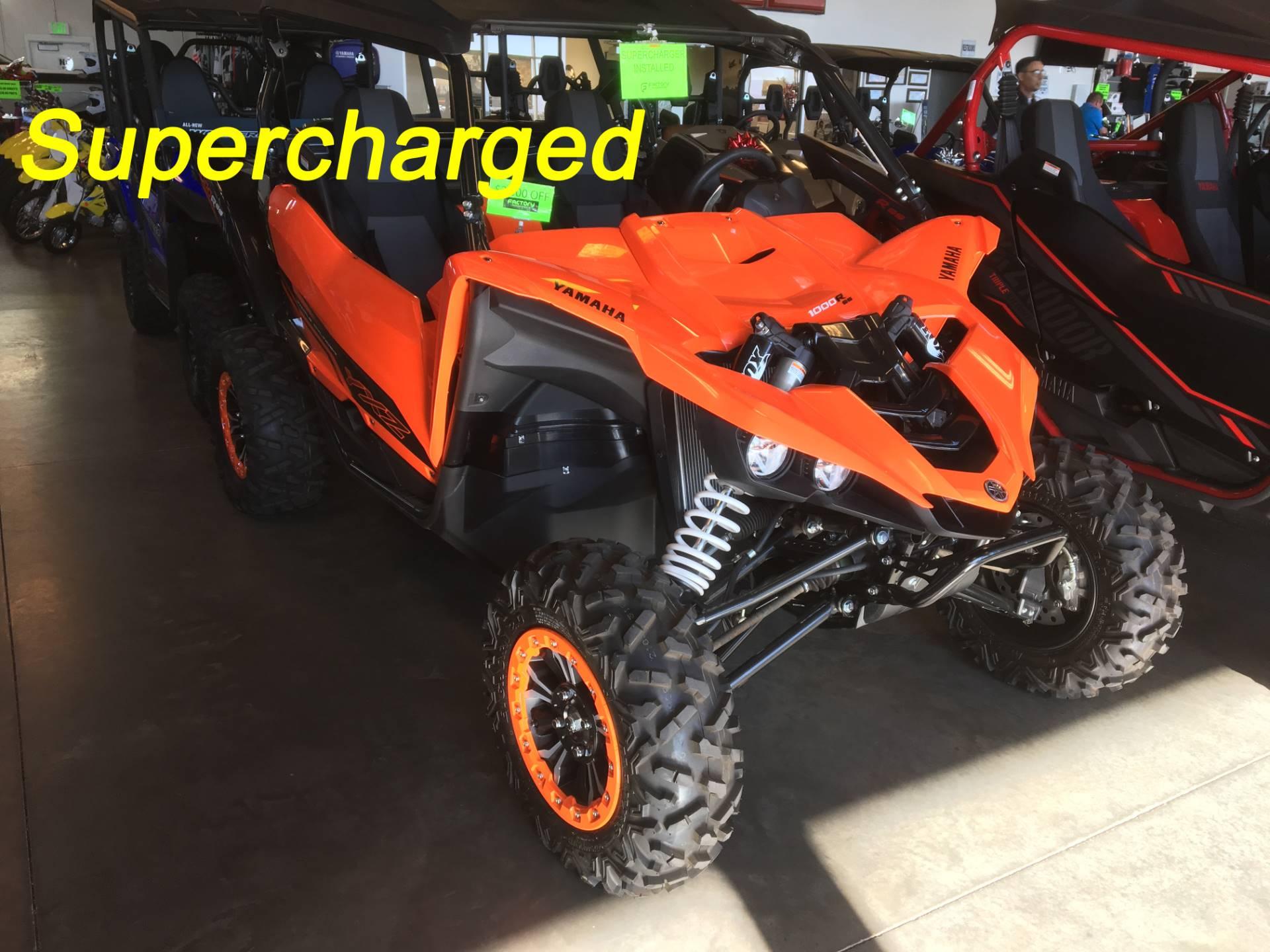 2017 Yamaha YXZ1000R SS for sale 67354