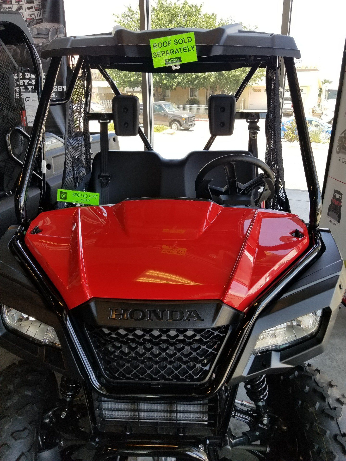 2018 Honda Pioneer 500 in Saint George, Utah - Photo 3