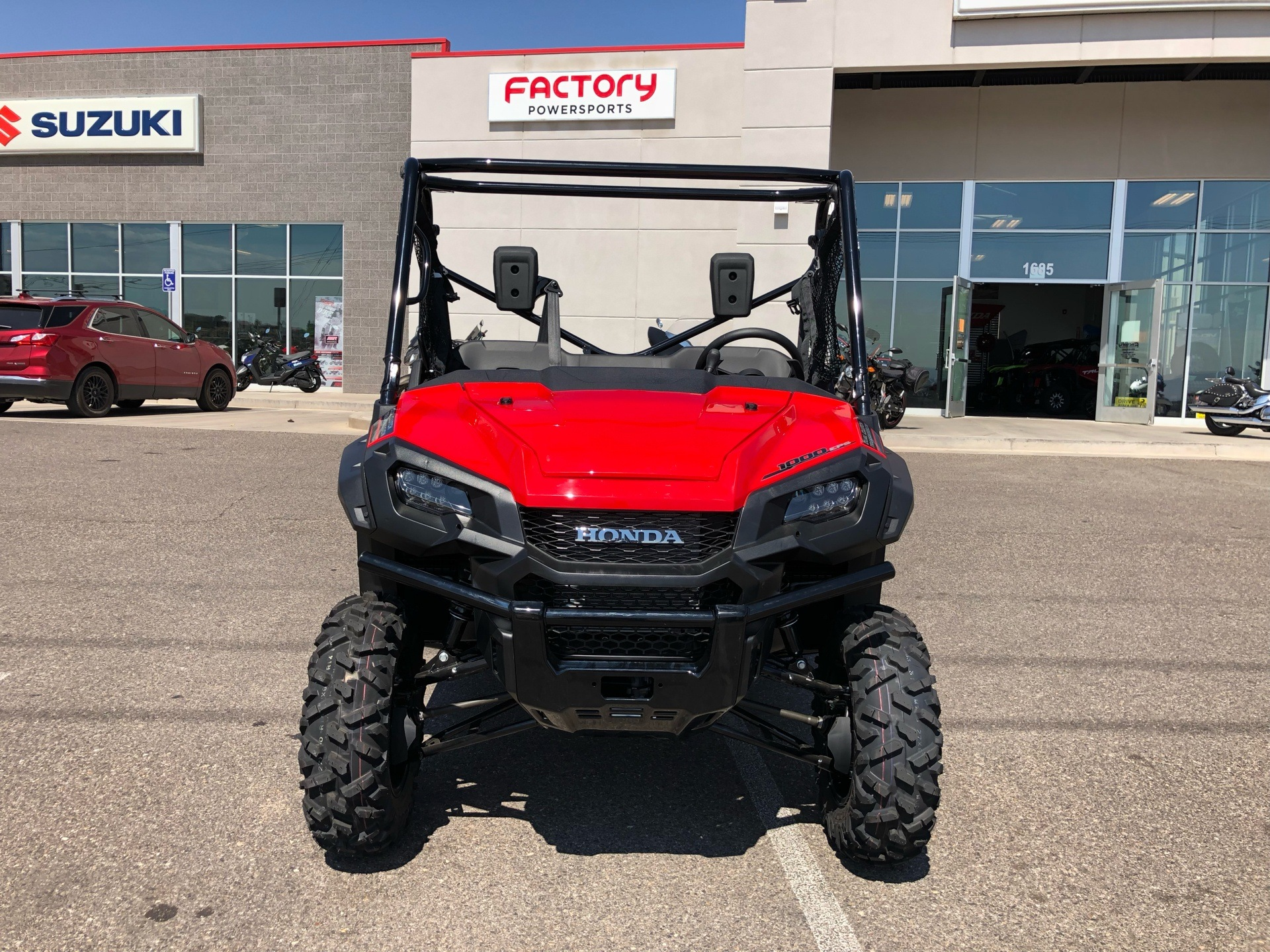 2021 Honda Pioneer 1000 Deluxe in Saint George, Utah - Photo 2