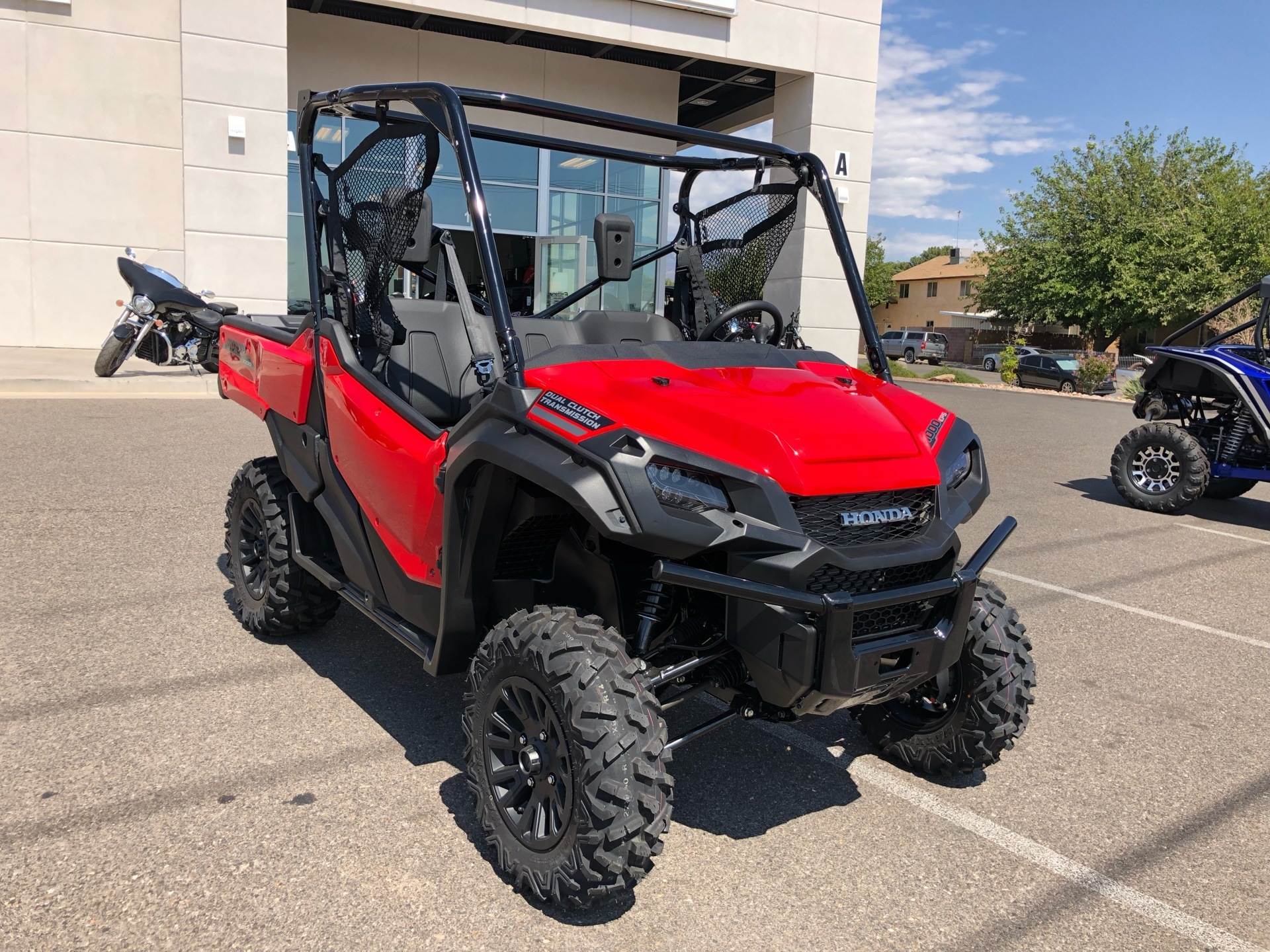 2021 Honda Pioneer 1000 Deluxe in Saint George, Utah - Photo 3