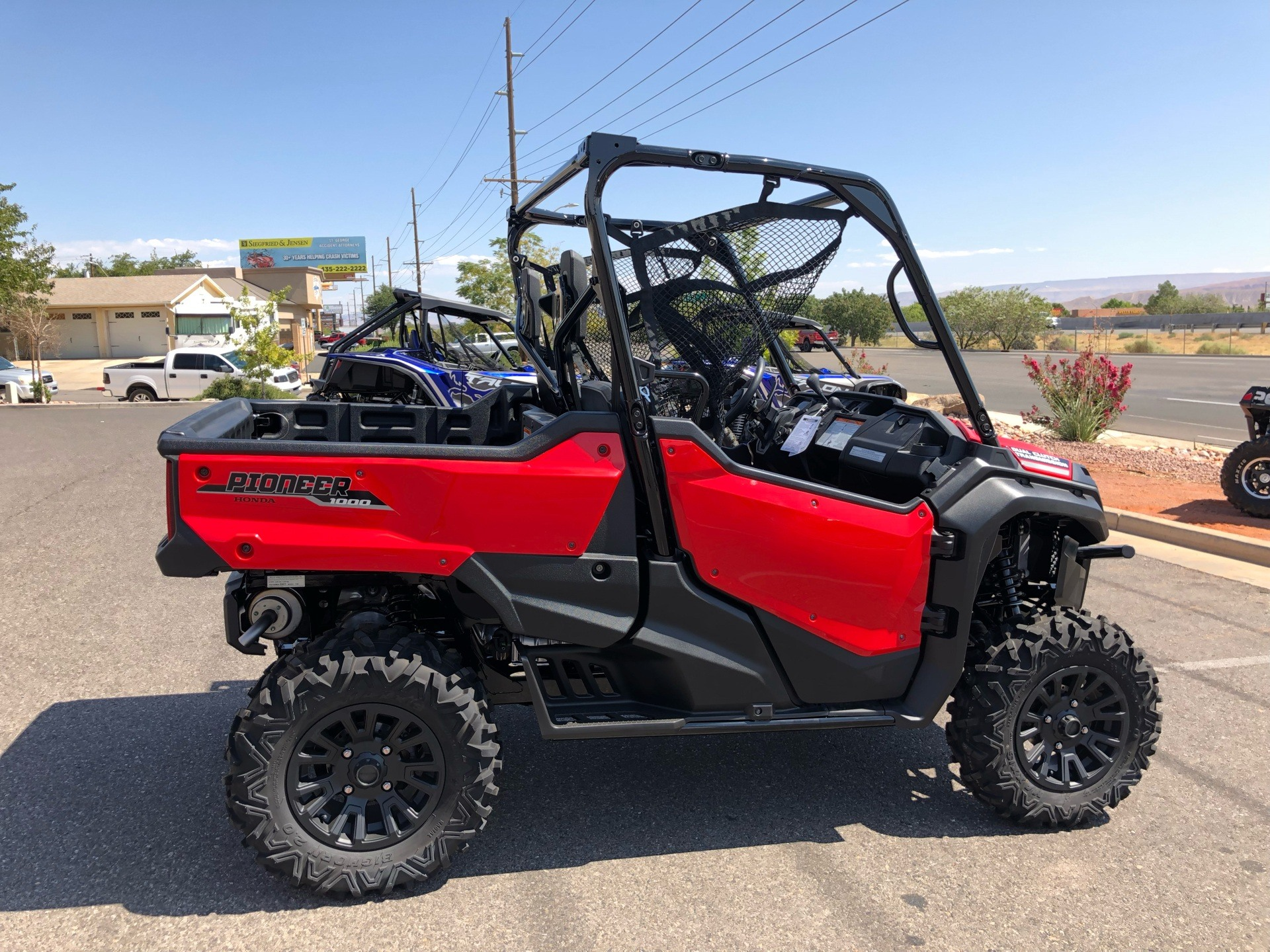 2021 Honda Pioneer 1000 Deluxe in Saint George, Utah - Photo 5