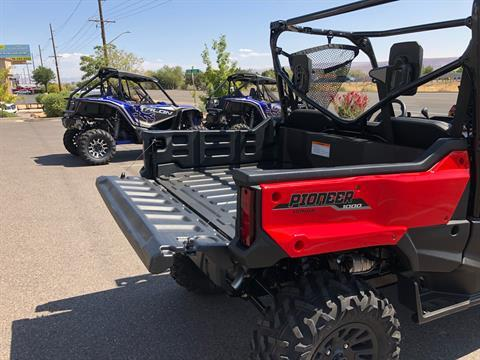 2021 Honda Pioneer 1000 Deluxe in Saint George, Utah - Photo 11