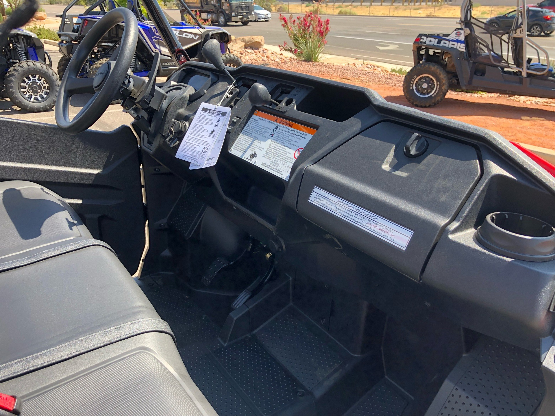 2021 Honda Pioneer 1000 Deluxe in Saint George, Utah - Photo 14
