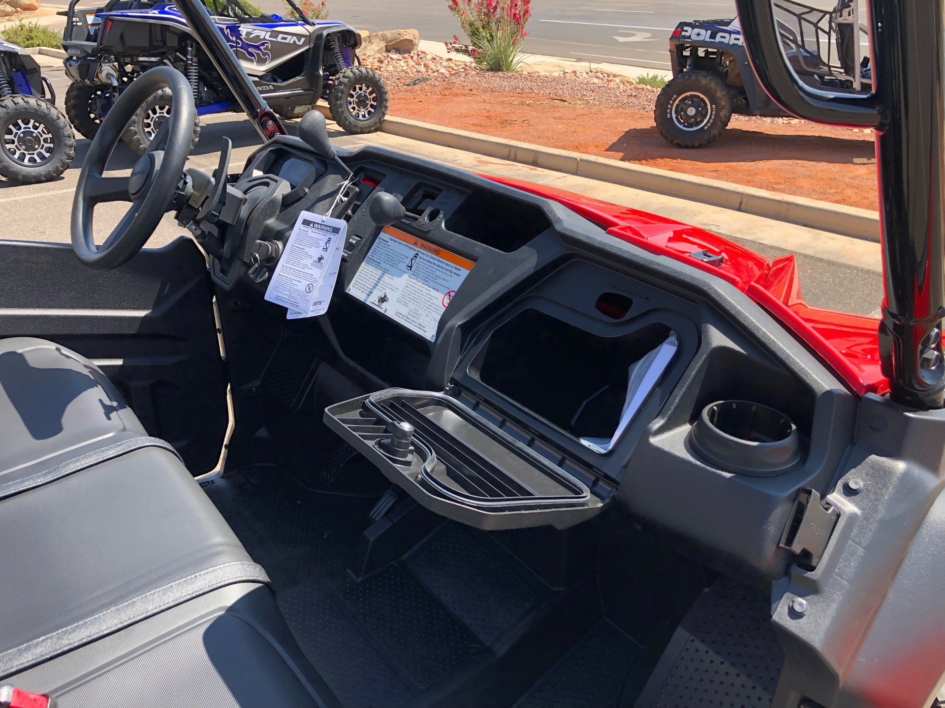 2021 Honda Pioneer 1000 Deluxe in Saint George, Utah - Photo 15