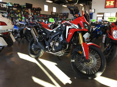 2016 Honda Africa Twin DCT in Saint George, Utah