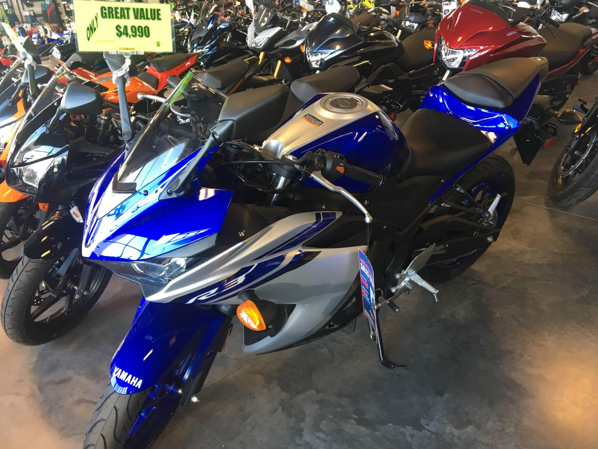 2016 Yamaha YZF-R3 for sale 70559