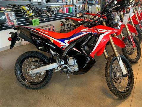 2020 Honda CRF250L Rally in Saint George, Utah - Photo 1