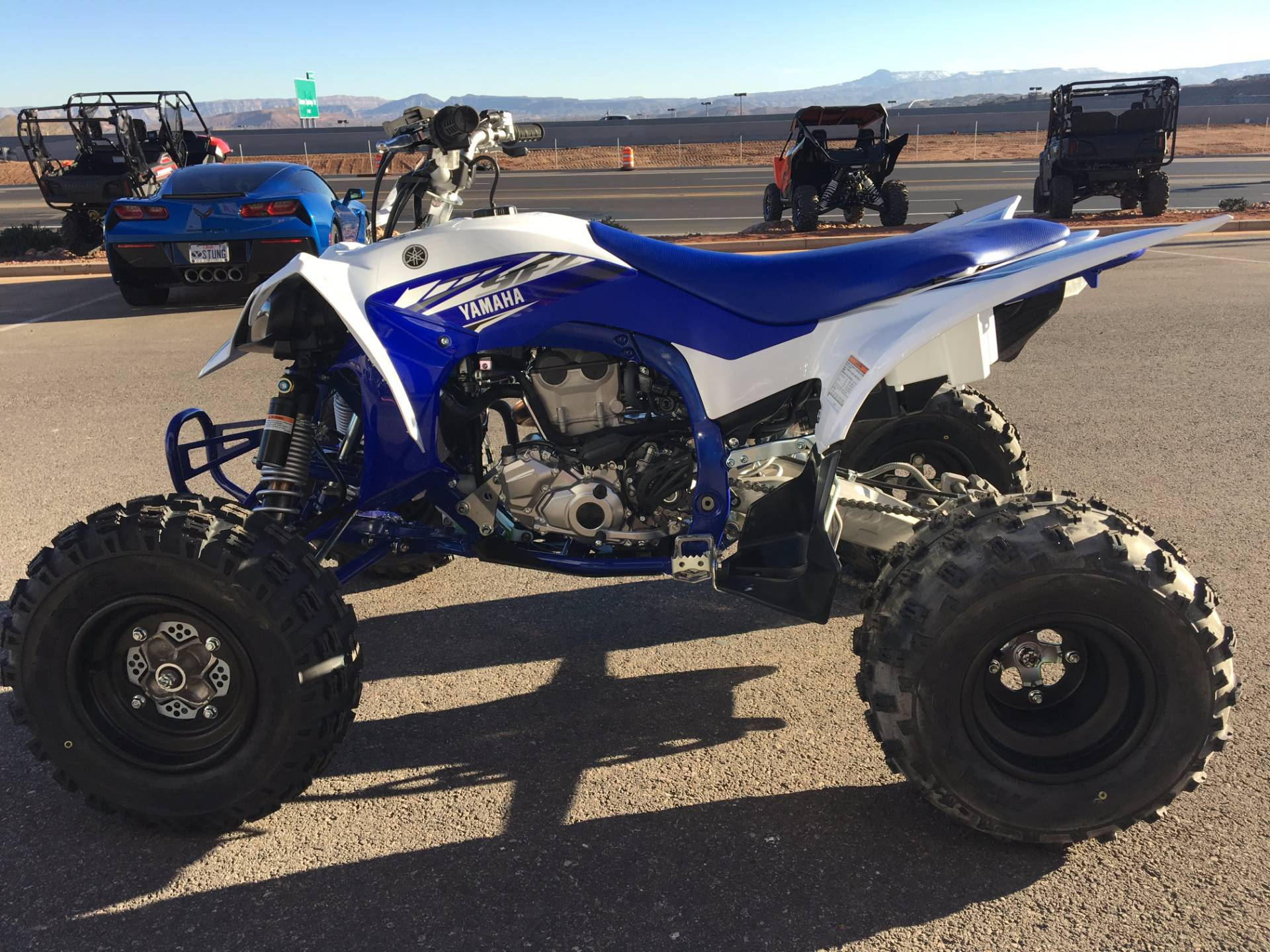 2017 Yamaha YFZ450R for sale 22727