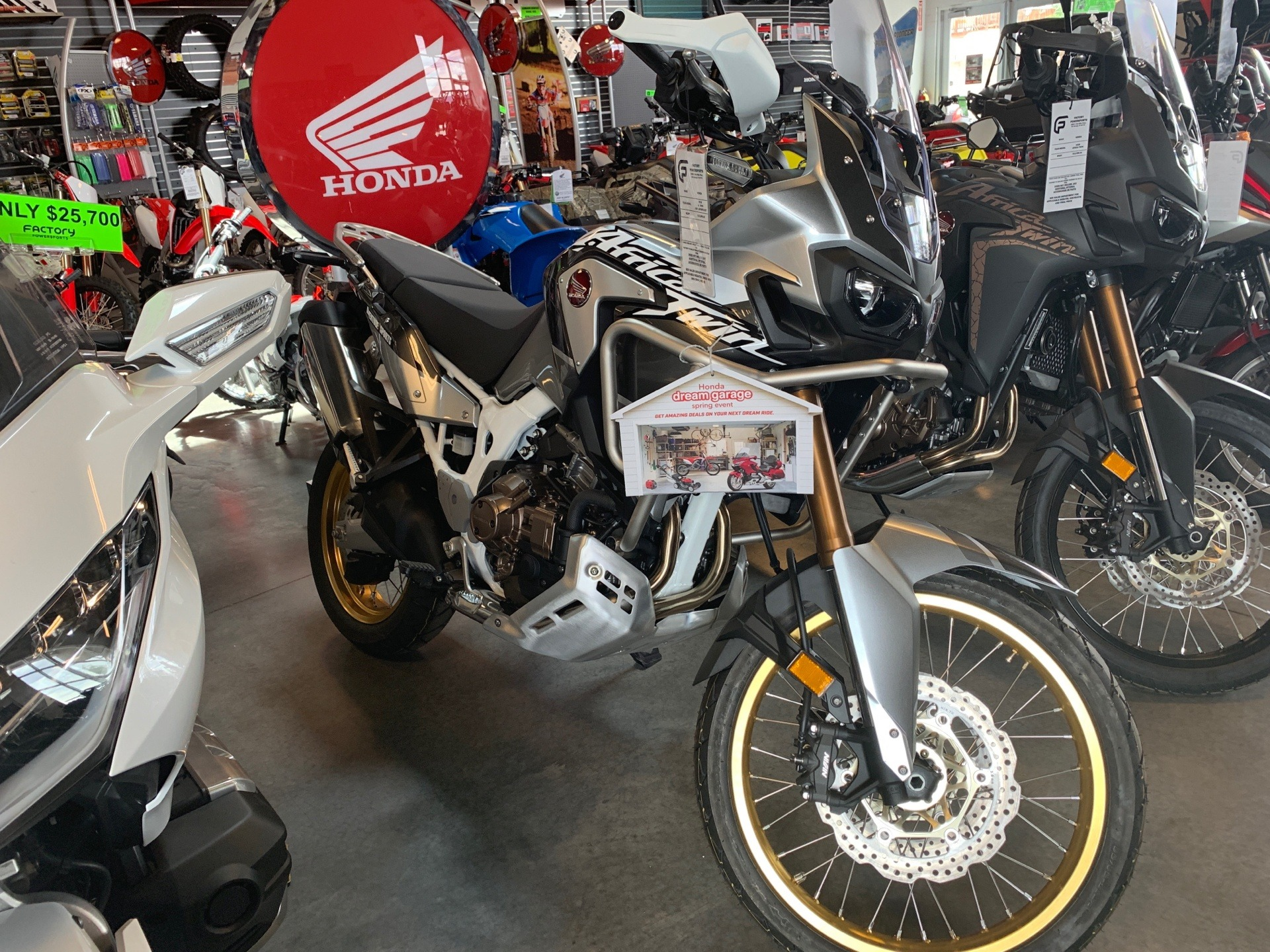 2019 Honda Africa Twin Adventure Sports DCT in Saint George, Utah - Photo 1