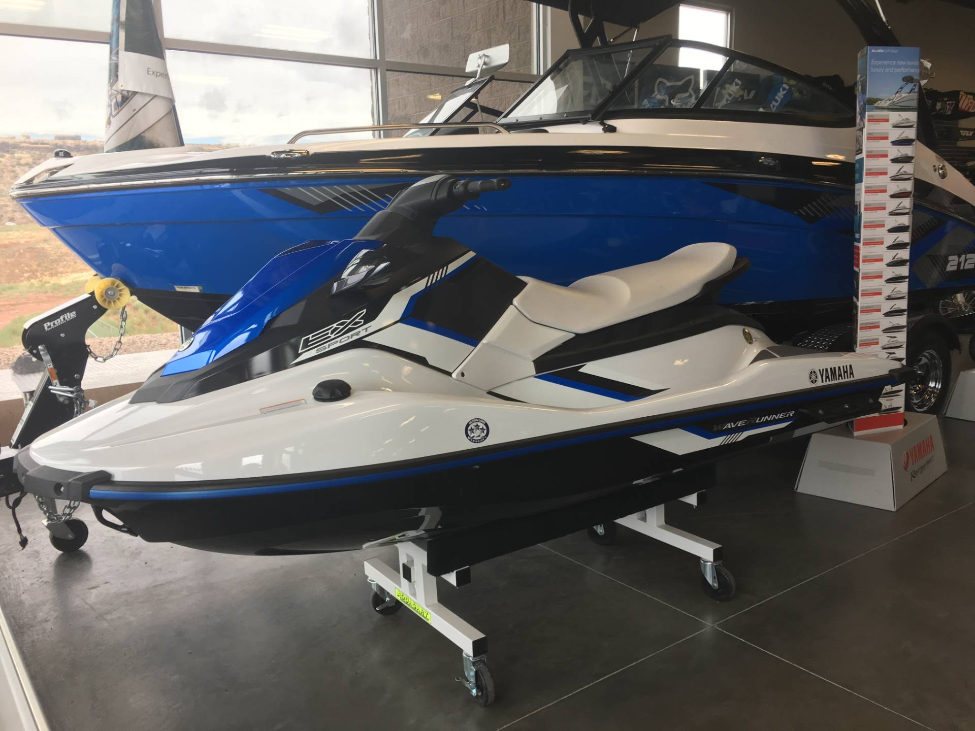2017 Yamaha EX Sport for sale 10884