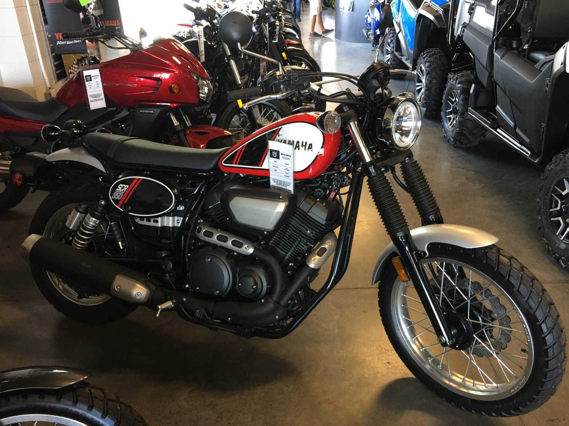 2017 Yamaha Scr950 In Saint George Utah