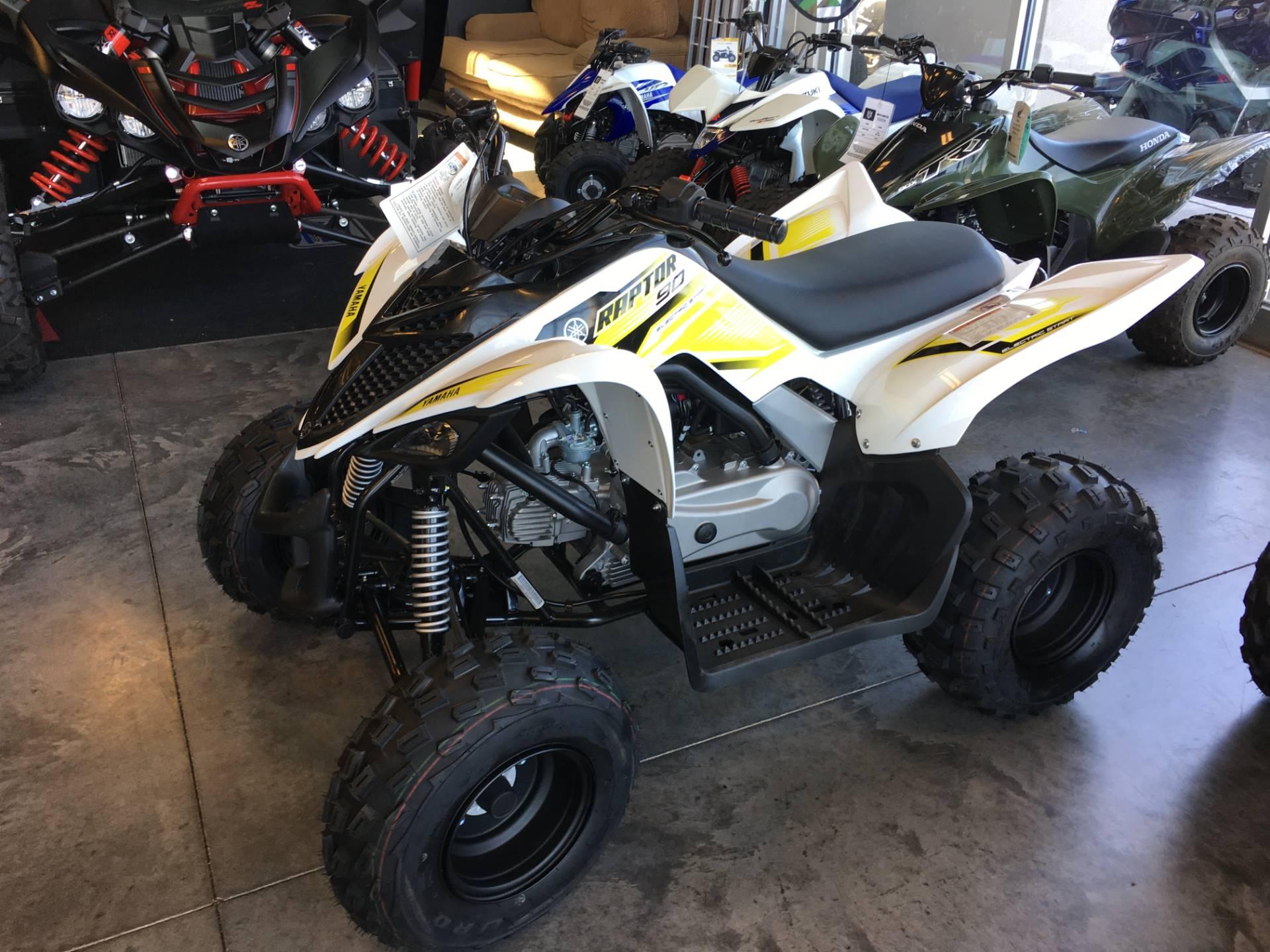 2017 Yamaha Raptor 90 for sale 35702