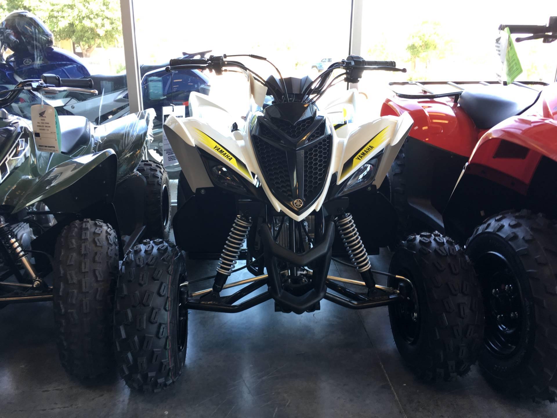2017 Yamaha Raptor 90 2