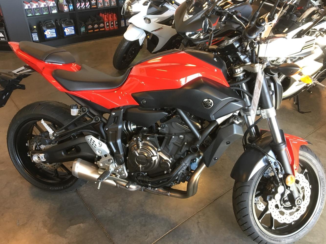 2017 Yamaha FZ-07 ABS for sale 126898