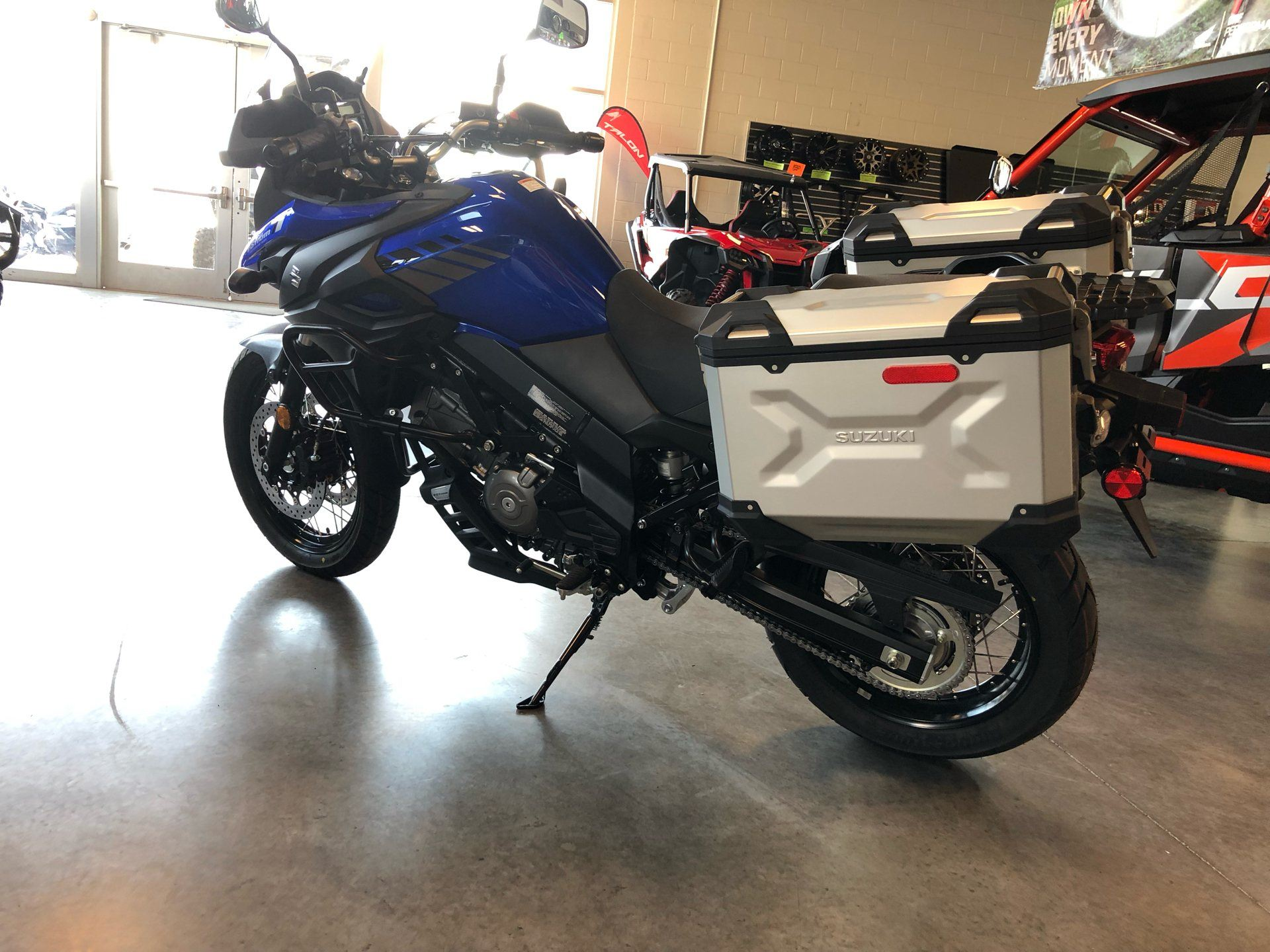 2020 Suzuki V-Strom 650XT Adventure in Saint George, Utah - Photo 3