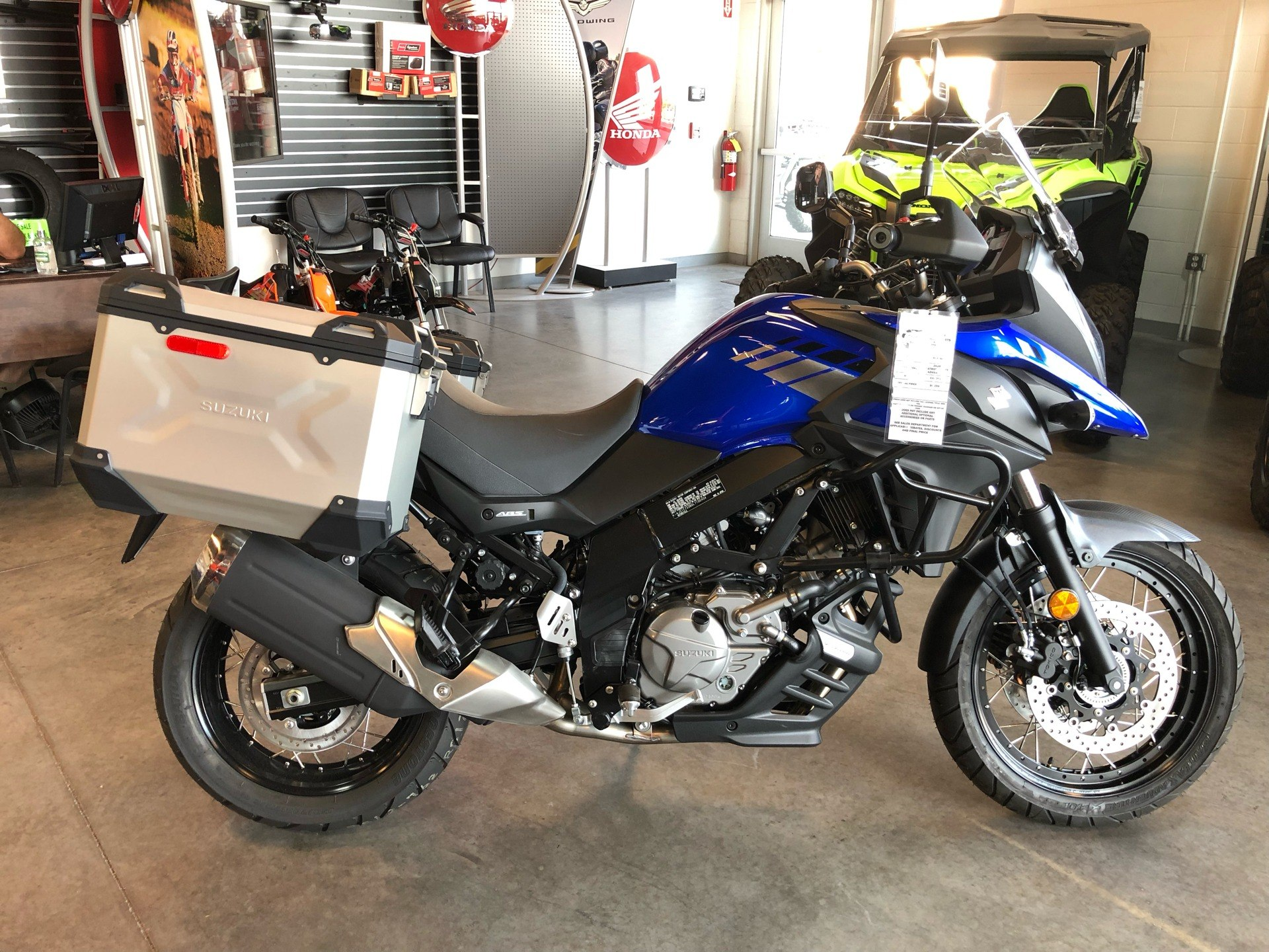 2020 Suzuki V-Strom 650XT Adventure in Saint George, Utah - Photo 6