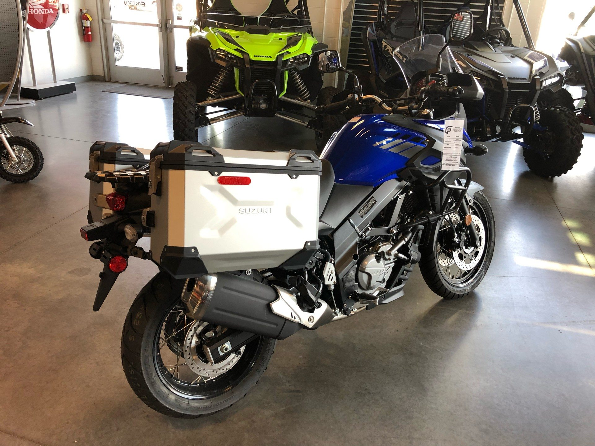 2020 Suzuki V-Strom 650XT Adventure in Saint George, Utah - Photo 7