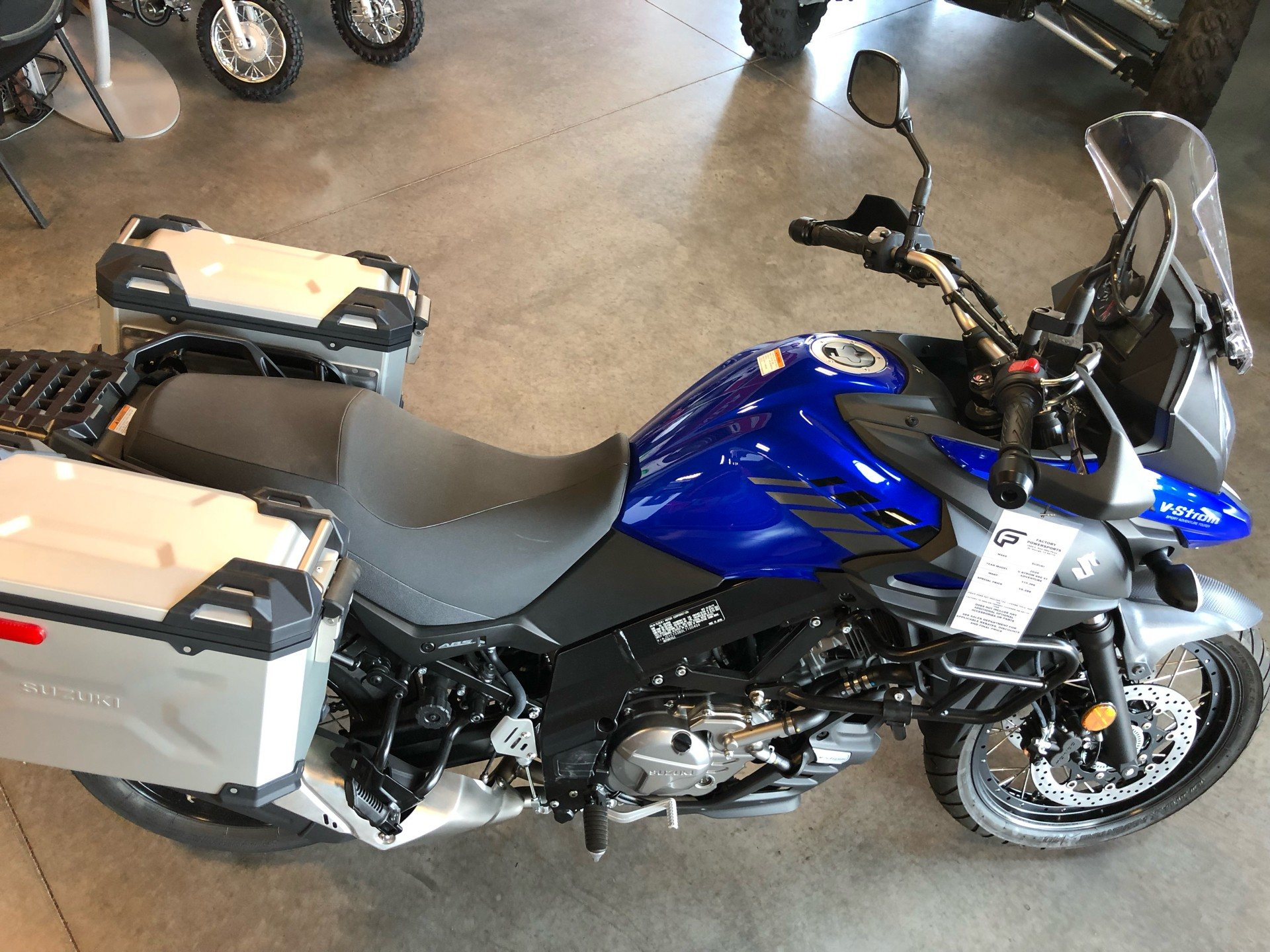 2020 Suzuki V-Strom 650XT Adventure in Saint George, Utah - Photo 15