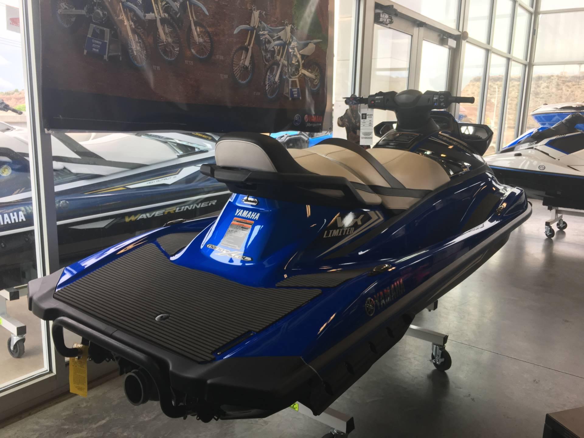2017 Yamaha VX Limited 2
