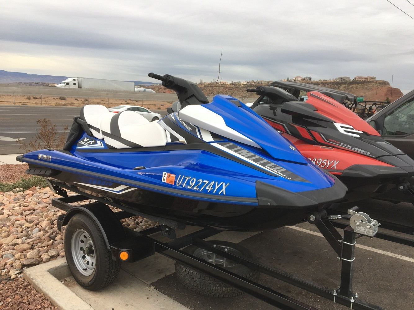2017 Yamaha VX Limited for sale 114879