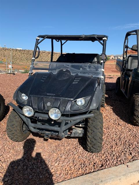 2008 Yamaha Rhino 700 in Saint George, Utah - Photo 1