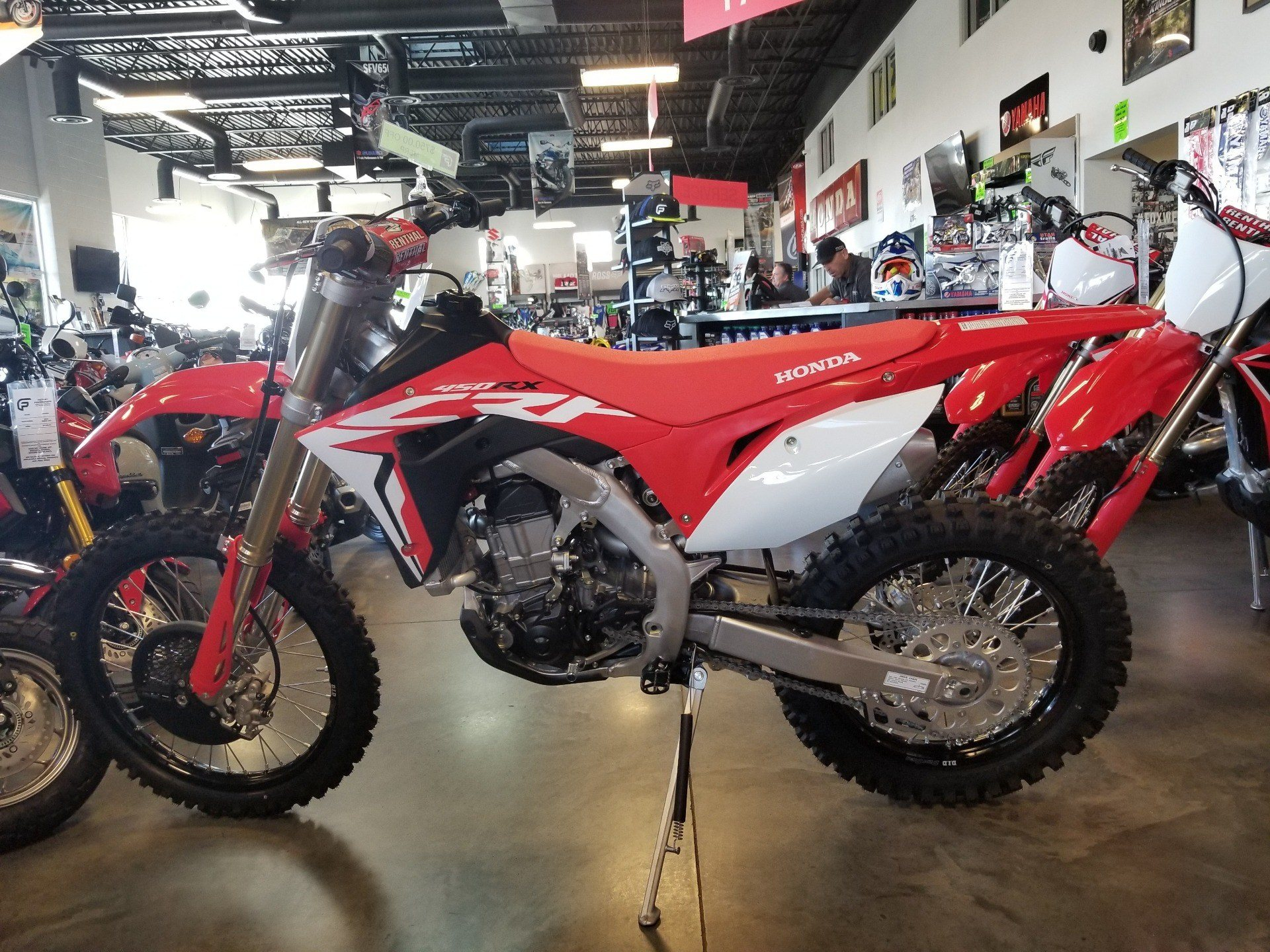 2019 Honda CRF450RX in Saint George, Utah - Photo 2