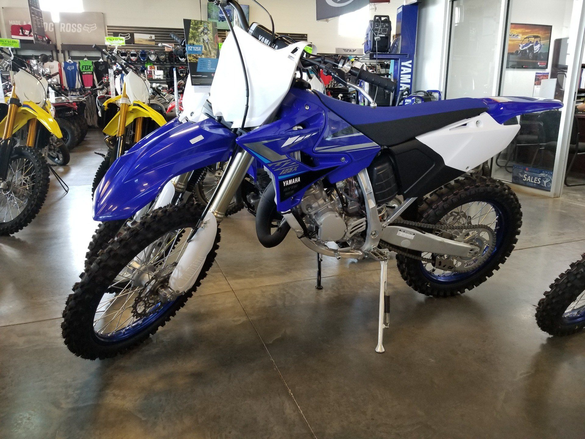 2020 Yamaha YZ125X in Saint George, Utah - Photo 1
