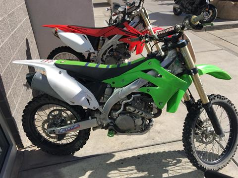 2014 Kawasaki KX™250F in Saint George, Utah