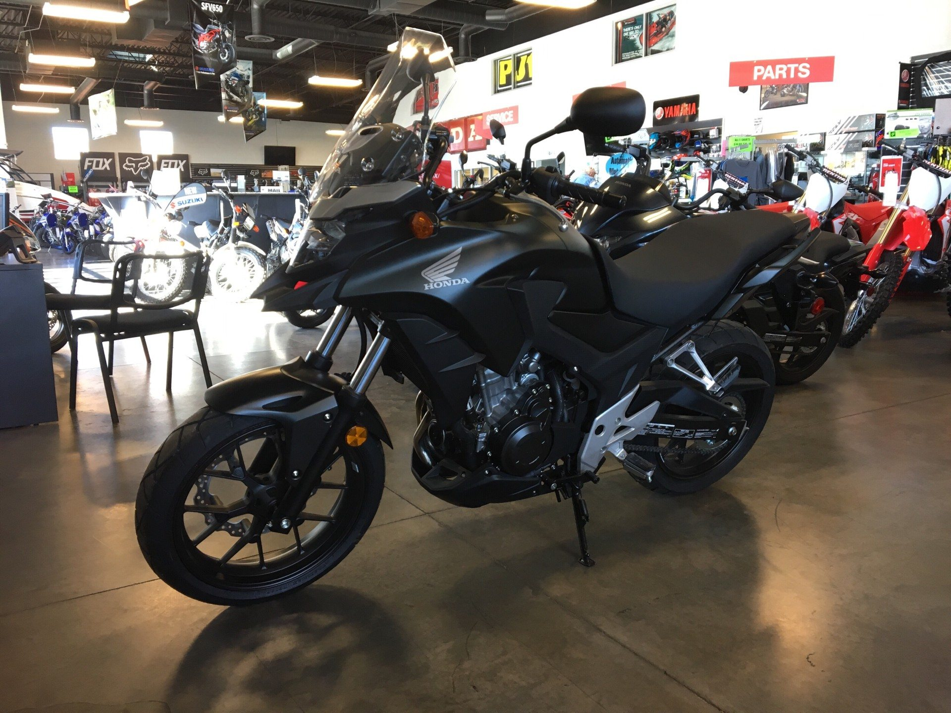 2016 Honda Cb500x In Saint George Utah