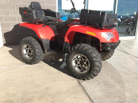 2010 Arctic Cat 550 H1 EFI Power Steering in Saint George, Utah